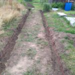 Vorbereitung Wegebau